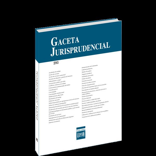 gaceta-jusrisprudencial-leyer-edileyer
